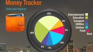 Money Tracker - track expenses YouTube video