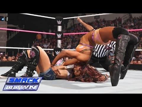 Lee - Can Divas Champion AJ Lee get through Alicia Fox with her best friend Paige at ringside? See FULL episodes of SmackDown on WWE NETWORK: http://bit.ly/1yiBxts Don't forget to SUBSCRIBE:...