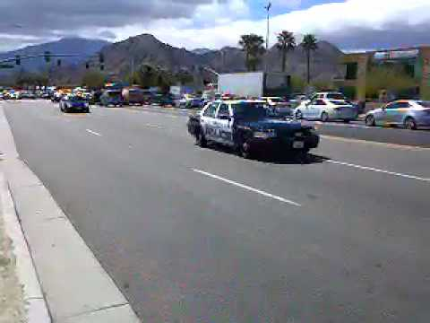 More of the funeral for fallen officer