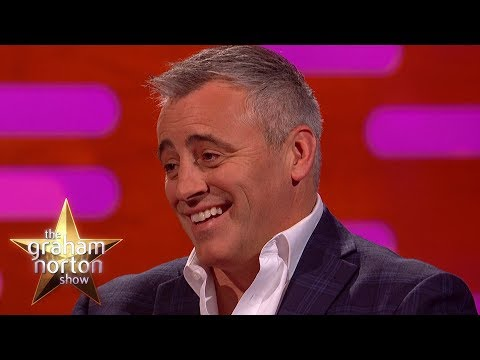 Matt LeBlanc Tells a Gross Story About Eating Rachel s Beef Trifle on
