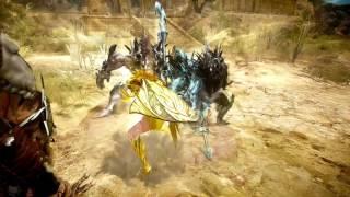Видео к игре Black Desert из публикации: Пробуждение Валькирии в корейской версии Black Desert