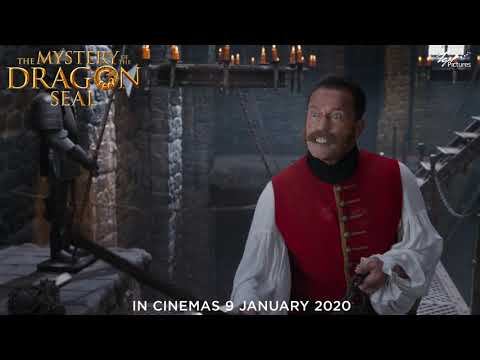 Mystery of Dragon Seal: Journey to China - Film Clip