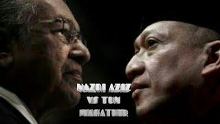 Video Nazri aziz vs tun mahathir (vol 2) MP3, 3GP, MP4, WEBM, AVI, FLV Juni 2018