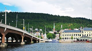 Lysaker Norway  city images : Train Travel from Lysaker to Drammen (Bergenline) ~ Øystein Sevåg ~ Here and Forever