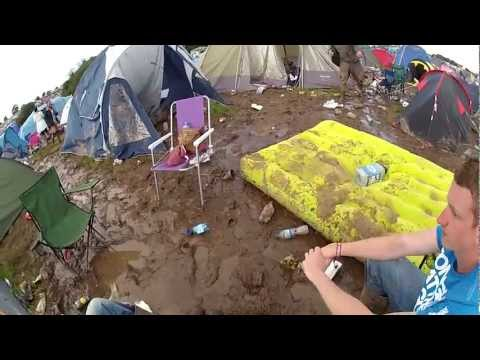 creamfields - This is how creamfields really was when it was cancelled. I think there is no reason this should have happened. It's just a bit of mud! Sorry about the swear...