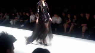 Bangkok Fashion Week 2010 Oct 21 Part 5