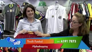 Futebol: paixão nacional! E quem gosta de praticar ou apenas prestigiar o time do coração, encontra na Tivolli Futebol tudo o que precisa para torcer com estilo: ...