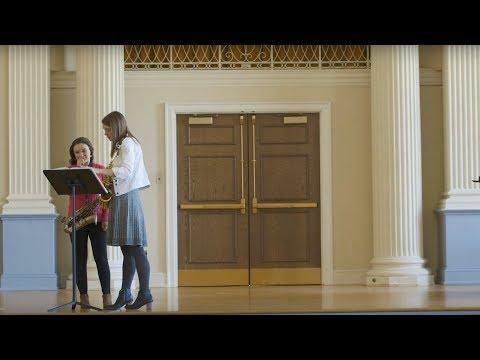 Gettysburg College's Sunderman Conservatory of Music