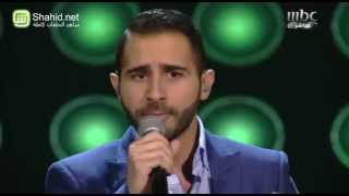 Arab Idol -حلقة نتائج التصويت - زياد خورى