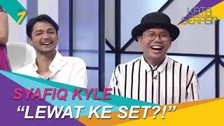 Video Syafiq Kyle selalu datang lambat ke set?!   Kata Serasi? MP3, 3GP, MP4, WEBM, AVI, FLV Agustus 2018