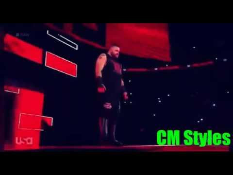 Seth Rollins vs Kevin Owens vs Big Cass vs Roman Reigns Fatal 4 Way Highlights