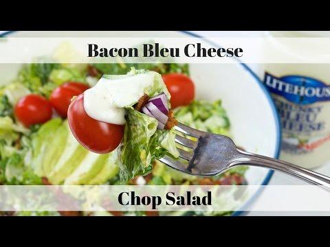 Bacon Bleu Cheese Chop Salad Recipe