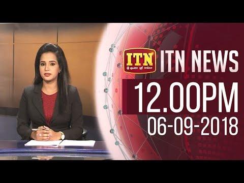 ITN News 12.00pm