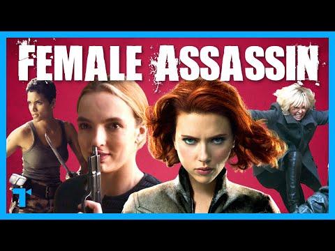 The Female Assassin Trope, Explained