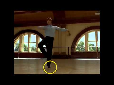 11pirouettes-Slo-mo analysis of Baryshnikov in White Nights