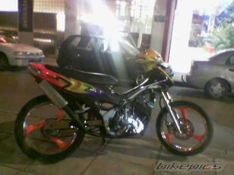 suzuki fx 125