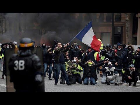 Οι «ημέρες της Οργής» στη Γαλλία