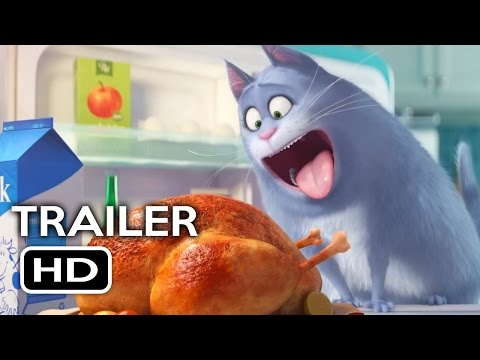 The Secret Life Of Pets Movie Picture