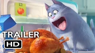 The Secret Life Of Pets Official Trailer 1 2016 Louis CK Animated Movie HD