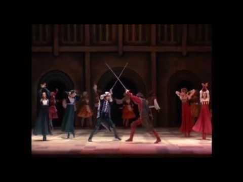 'Ромео и Джульетта' в хореографии Н.Боярчикова