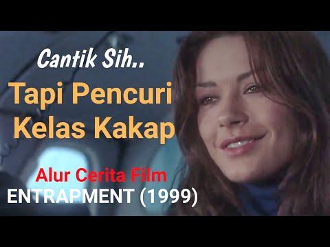 PERAMPOKAN BANK DI MALAM TAHUN BARU_Alur Cerita Film Entrapment (1999)