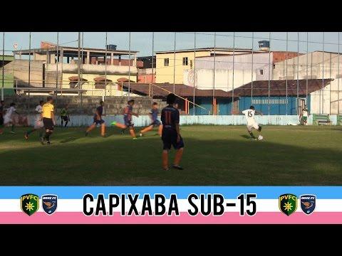 [Sub-15] Porto Vitória 3 x 1 Doze [26/04/2017]
