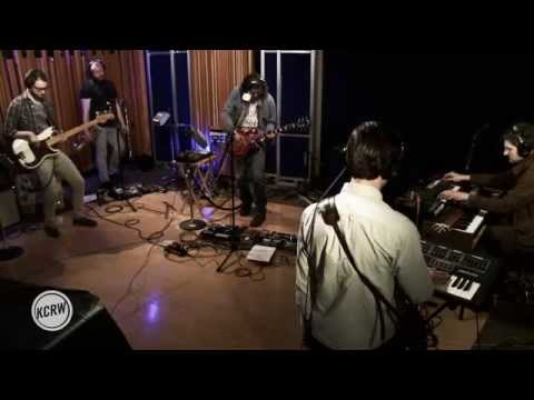 "The War On Drugs Performing ""Disappearing"" Live On KCRW"