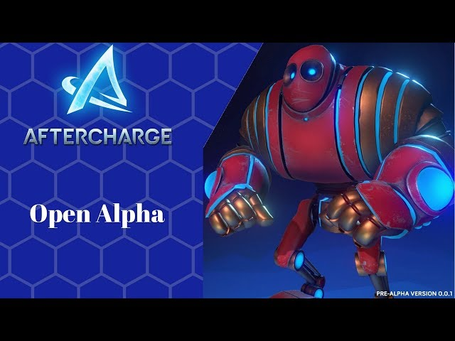 Aftercharge Open Alpha Gameplay