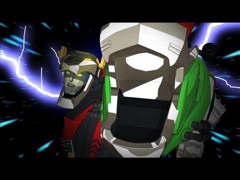 El nuevo trailer de Voltron, cortesia de NETFLIX
