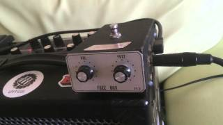 Original Shin-Ei FY-2 Fuzz Box for sale on Reverb.com