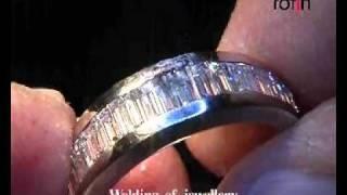 Welding of jewellery using laser