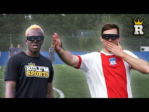 KSI v SpencerFC – 300x BINOCULAR FOOTBALL! | Rule'm Sports