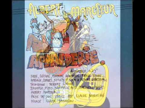 Albert Marcoeur -- Appalderie