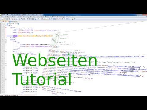 Tutorial: Webseiten erstellen #5: PHP Basics und Formularauswertung