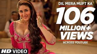 "Click to share it on Facebook - http://bit.ly/DilMeraMuftKa Dil Mera Muft ka"" is the first mujra song of Kareena Kapoor's career ..."