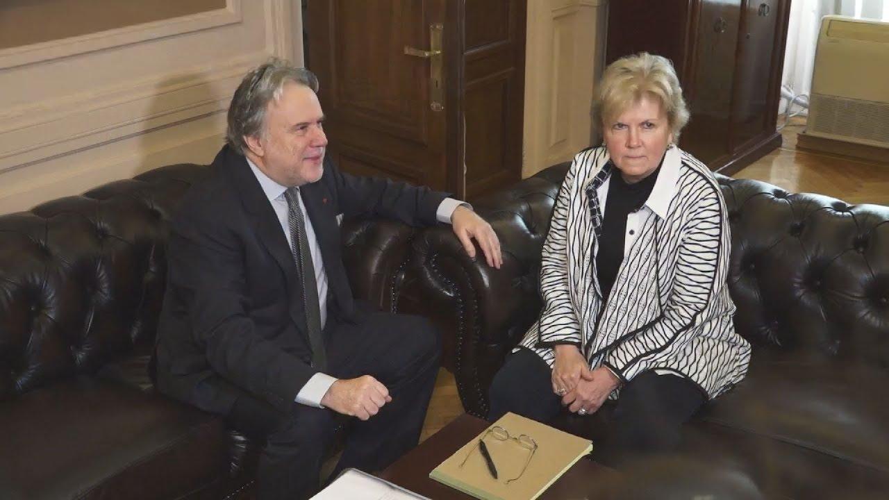 Συνάντηση Γ. Κατρούγκαλου – Τζ. Λουτ για το Κυπριακό