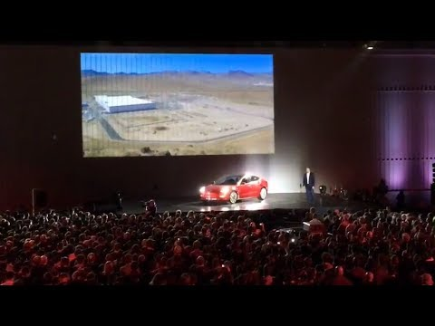 model 3 event live Main Stage