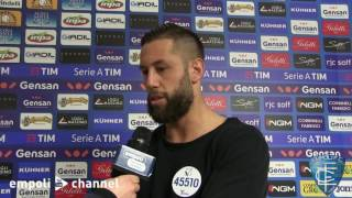 Preview video Lukasz Skorupski, Levan Mchedlidze e Guido Marilungo al termine di Empoli-Cagliari