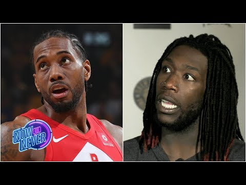 Video: Montrezl Harrell explains how he heard Kawhi Leonard was signing with the Clippers | Now or Never