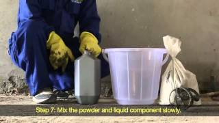 Dr Fixit Waterproofing for New Roofs - Dr. Fixit Roofseal Flex (Hindi)