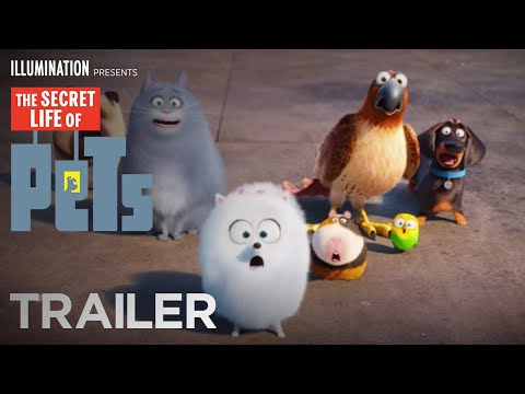 The Secret Life of Pets - Trailer #2 (HD) - Illumination