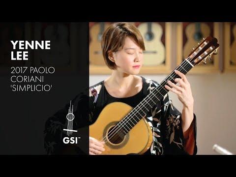 Paolo Coriani 'Simplicio' - Yenne Lee plays Arirang Fantasy