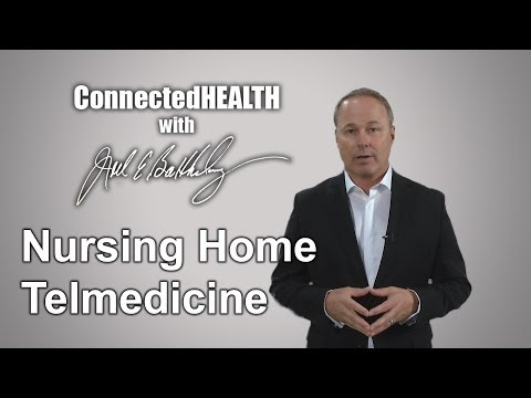Nursing home telemedicine