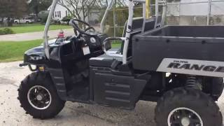 2. 08 Polaris Ranger XP 700 limited edition for sale