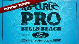 2012 RIP CURL PRO BELLS BEACH TEASER