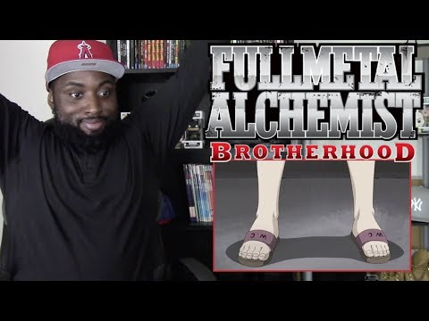 "Fullmetal Alchemist: Brotherhood Reaction - Episode 54 ""beyond The Inferno"""