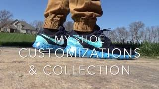 My Shoe Customizations and Collection *SALE*
