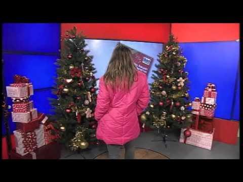 T&K Fuschia Asymmetric Padded Coat - Christmas Gift Guide