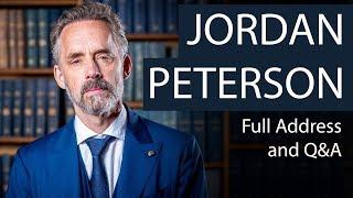 Jordan Peterson   Full Address and Q&A   Oxford Union