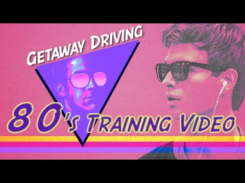 How To Be A Getaway Driver